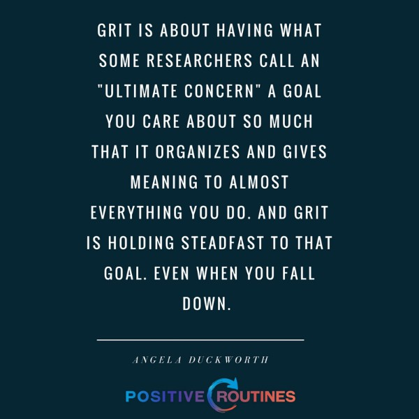 Angela Duckworth definition of grit and building resilience | Secrets to Building Resilience from 6 Badass Women