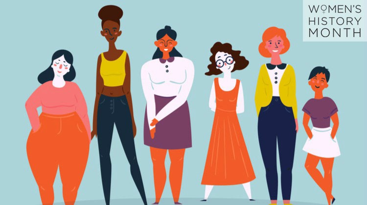 illustration of diverse women | Secrets to Building Resilience from 6 Badass Women