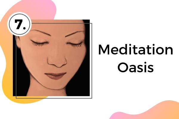 7. Meditation Oasis | Looking for a Meditation Podcast? Here Are Our Top 10  https://positiveroutines.com/best-meditation-podcast/