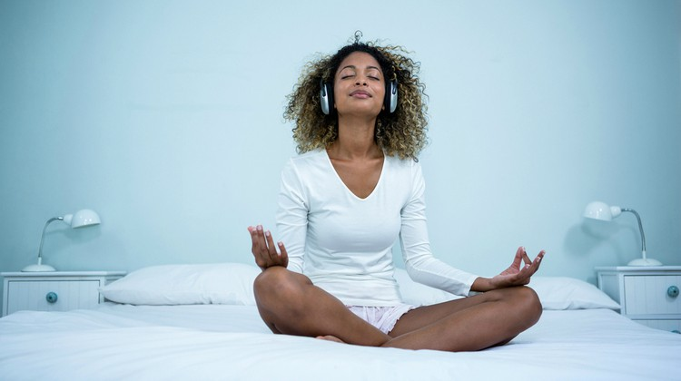 Looking for a Meditation Podcast? Here Are Our Top 10 - Positive Routines