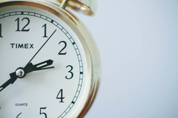 close up of timex alarm clock | 5 Productivity Hacks for Ultimate Email Efficiency https://positiveroutines.com/productivity-hacks-email/ ‎