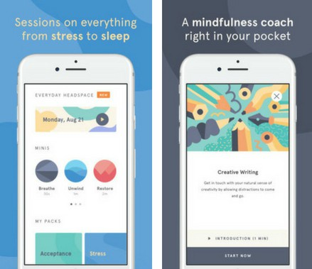 headspace | The Best 11 Apps to Track Your Happiness in 2018  https://positiveroutines.com/track-your-happiness-apps/