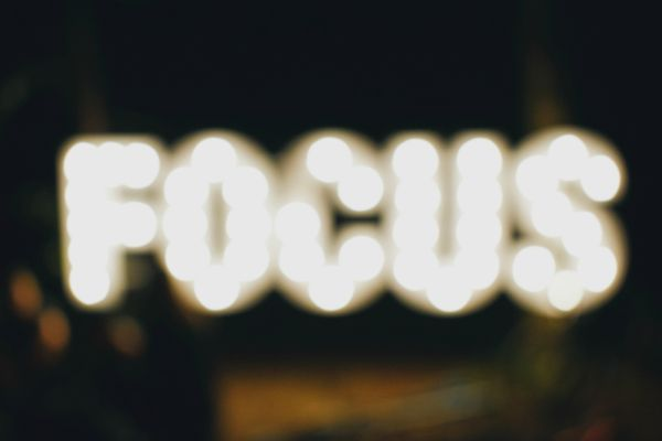the word focus out of focus | How to Prioritize + 5 Secrets That Make It Easy  https://positiveroutines.com/how-to-prioritize/