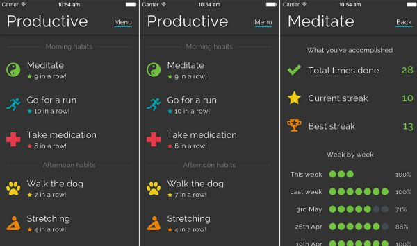 Productive best habit tracking apps | The Best Habit-Tracking Apps for iPhone https://positiveroutines.com/best-habit-tracking-apps-iphone/