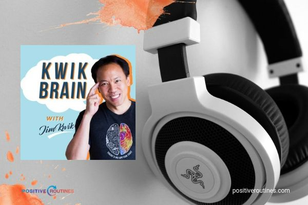 Kwik brain | The Most Inspirational Podcasts of 2018 https://positiveroutines.com/inspirational-podcasts/