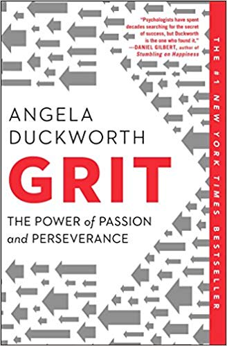 grit angela duckworth productive books | 11 Productive Books To Transform Your New Year https://positiveroutines.com/productive-books/