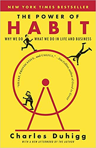 power of habit charles duhigg productive books | 11 Productive Books To Transform Your New Year https://positiveroutines.com/productive-books/