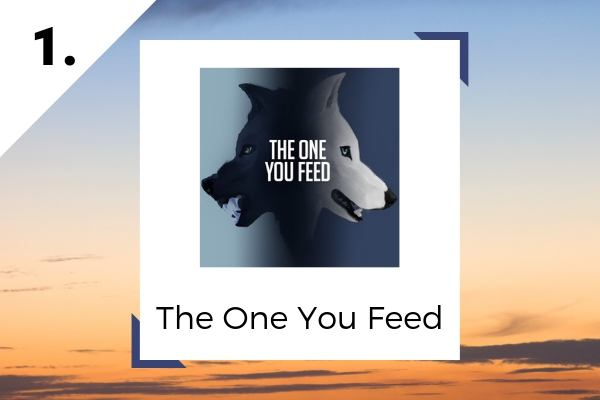 1. The One You Feed | 9 Happiness Podcasts to Bring You More Joy Now  https://positiveroutines.com/happiness-podcasts